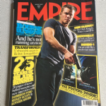 Empire Magazine August 2007 issue 218 The Bourne Ultimatum